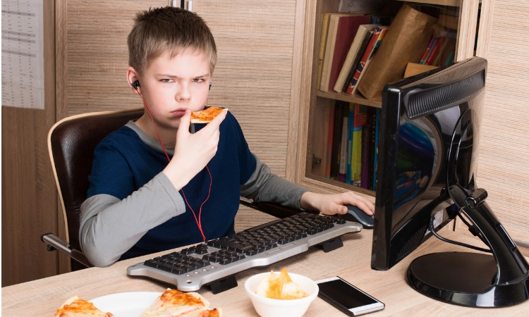 Can you stop kids from snacking - Number 18 Dental