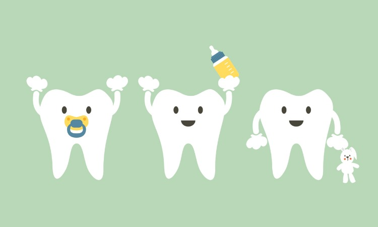 How to care for your baby's teeth when weaning Number 18 Dental Notting Hill dentist