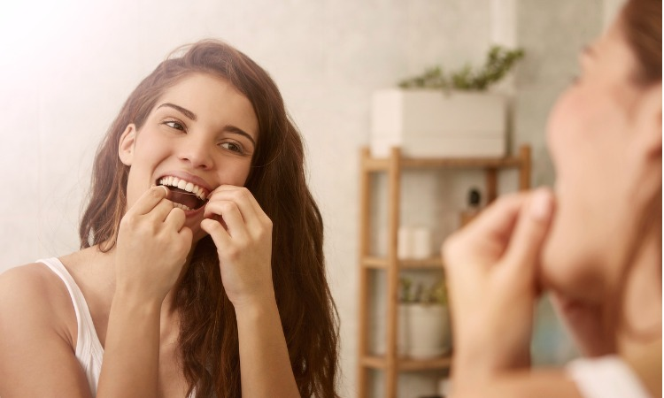 Is flossing set to become trendy - Number 18 Dental Notting Hill Dentist